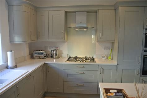 light grey shaker kitchen shaker painted light grey traditional kitchen other