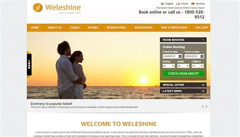 best website 40 best travel website html templates templatemag