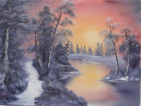 bob ross paintings for sale pbs landscape paintings landscape painting classes