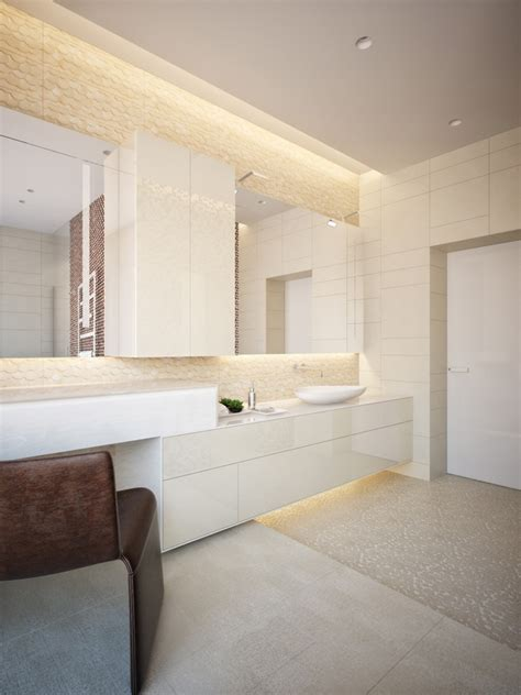 modern bathroom lighting fixtures led light fixtures tips and ideas for modern bathroom
