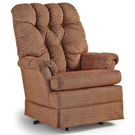swivel rocker upholstered chair best home furnishings chairs swivel glide biscay swivel