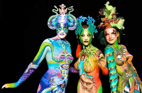 swiss painting festival pin by welbis pestana on bodypainting