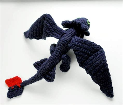 toothless knitting pattern toothless by kseniczka crocheting pattern