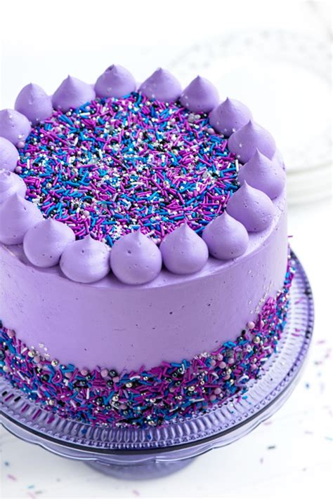 images of cakes decorated 5 sprinkle cake decorating ideas food network canada