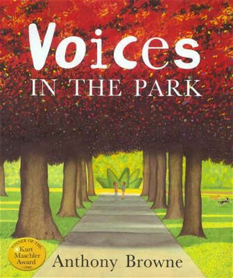 anthony browne picture books voices in the park anthony browne 9780552545648