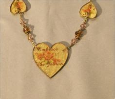 decoupage jewelry ideas 1000 images about diy decoupage jewelry on