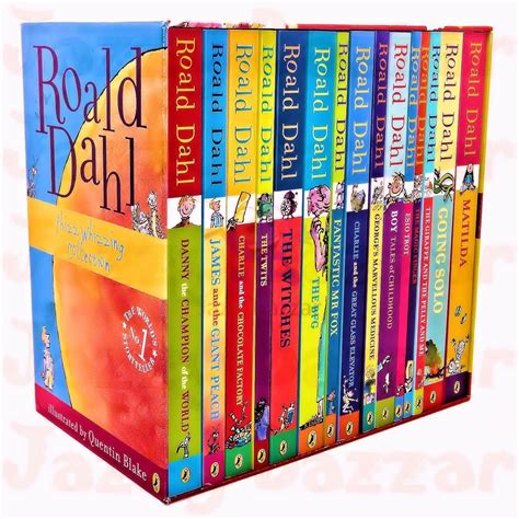 picture book collection textbooks and books t b roald dahl collection phizz