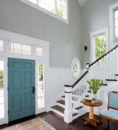what color to paint front door of house pops of color for interior front doors avenue of