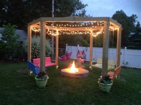 swing pit swing pit pit seating to make your outdoors cozy