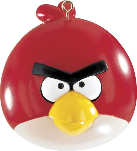 angry bird ornaments 2014 angry birds ornament carlton heirloom ornaments at