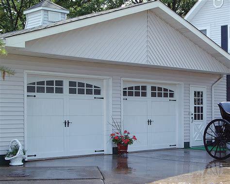 garage door to house chi carriage house garage door models 5250 5251 5950 and