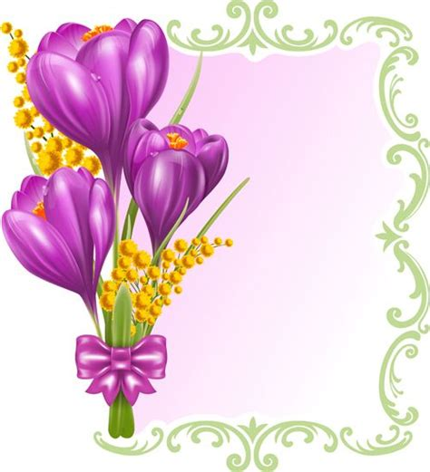flowers for cards http freedesignfile 95982 beautiful purple flower