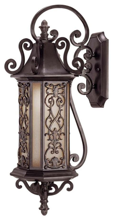 mediterranean outdoor lighting savoy house forsyth outdoor wall mount light fixture in