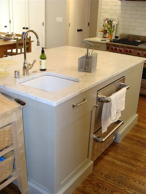 kitchen sink dishwasher sink and dishwasher drawers in the island great