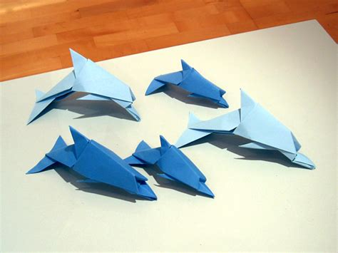 origami dolphin related keywords suggestions for origami dolphin