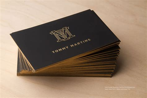 make name cards print with free gold foil business card templates