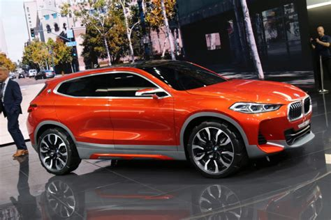 new show new bmw concept x2 photos live from 2016 auto show