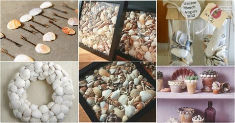 craft projects using seashells 20 fabulous worthy projects to create from seashells