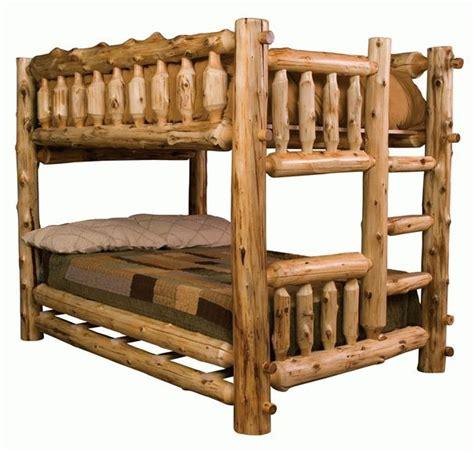 log frame beds 25 best ideas about log bed frame on log bed