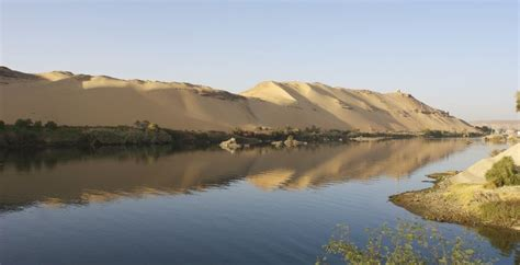the nile nile dams look for safe ground