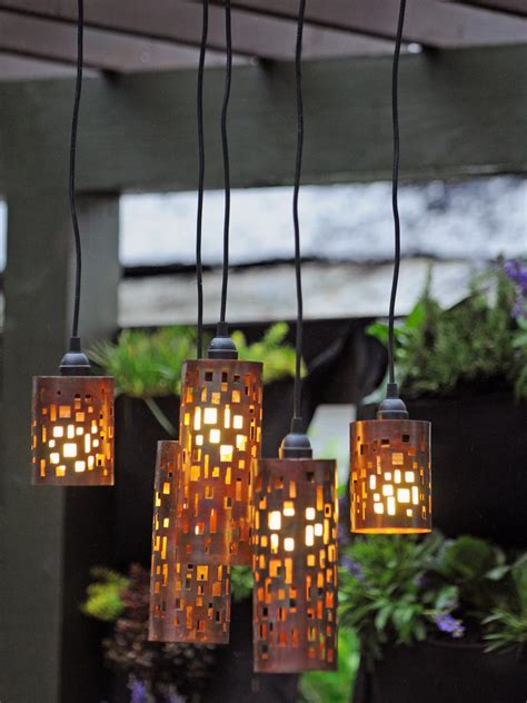 outdoor lights ideas set the mood with outdoor lighting hgtv
