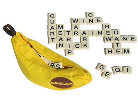 bananas like scrabble bananagrams we re not in undergrad anymore