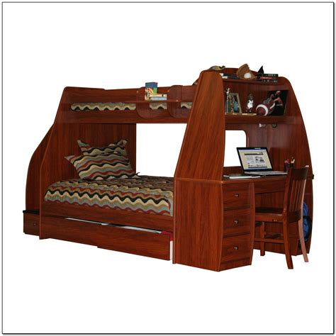 bunk beds with stairs and trundle bunk bed with stairs and trundle beds