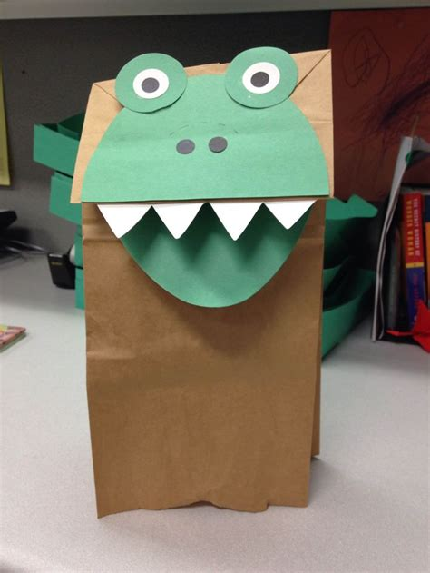 brown paper bag crafts for preschoolers 25 best ideas about paper bag puppets on