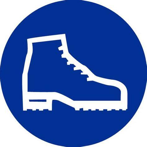 panneau d obligation port de chaussures de s 233 curit 233 obligatoire adh 233 sif