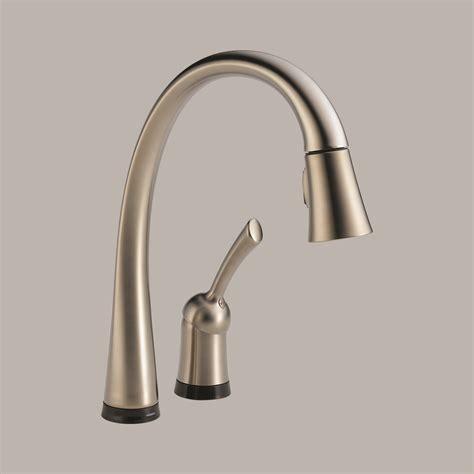 delta touch20 kitchen faucet 980t ar dst soci