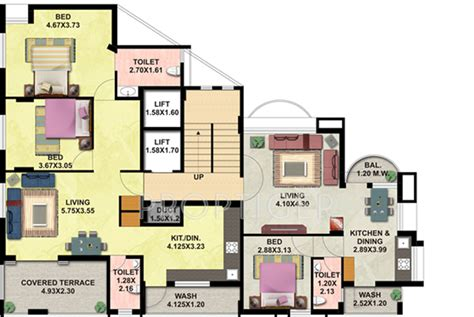2bhk plan for 500 sq ft 100 2bhk plan for 500 sq ft 2 bhk apartment for