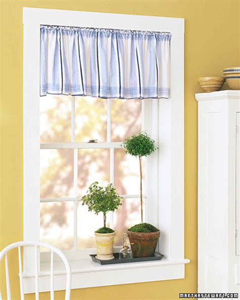 martha stewart kitchen curtains handkerchief valance martha stewart