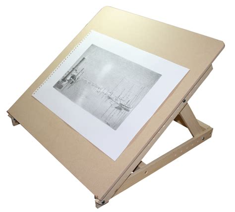 table top drafting table tabletop drawing board easel woodideas