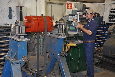 Electric Motor Repair by Predictive Preventative Reliability Based Electric