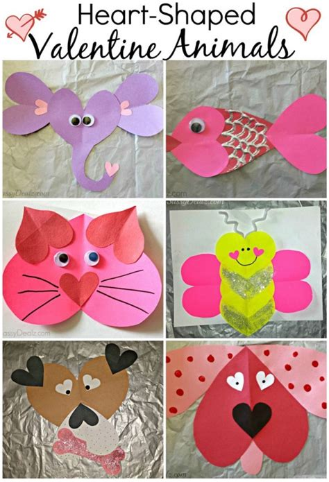 valentines day craft valentines day gift treat and craft ideas the organised