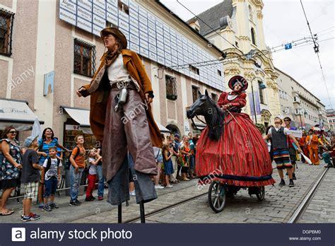 festival in austria pflasterspektakel festival linz austria