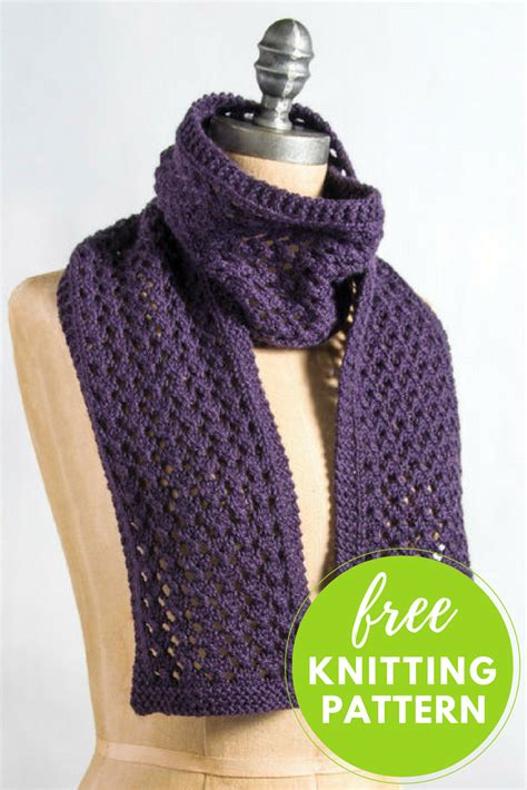 how to knit a scarf quickly and easy scarf free knitting pattern free