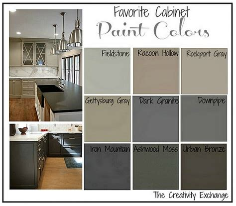 paint color names for kitchen cabinets favorite kitchen cabinet paint colors kitchen cabinet