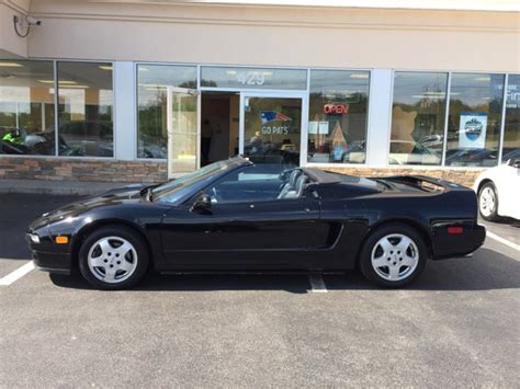 Acura Nsx Convertible by This Acura Nsx Convertible Can Be Yours For 49 995