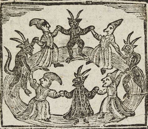 picture book of devils demons and witchcraft spellbinding works of magic in literature the