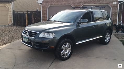 2004 Volkswagen Touareg Review by 2004 Volkswagen Touareg V8 Start Up In Depth Tour And