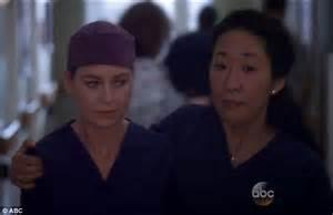 last episode grey s anatomy spolier alert oh s cristina leaves