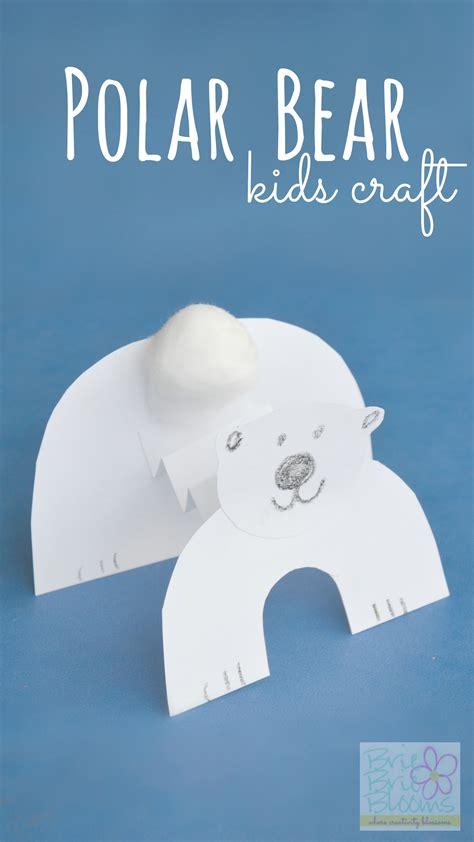 arctic crafts for polar craft to celebrate international polar