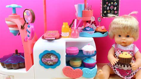 juegos de cocina con bebes nenuco tienda de cupcakes en espa 241 ol la beb 233 nenuco