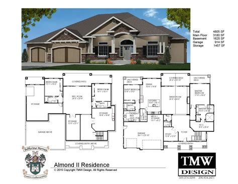 basement house floor plans house plans with daylight basements rambler daylight basement floor plans new home
