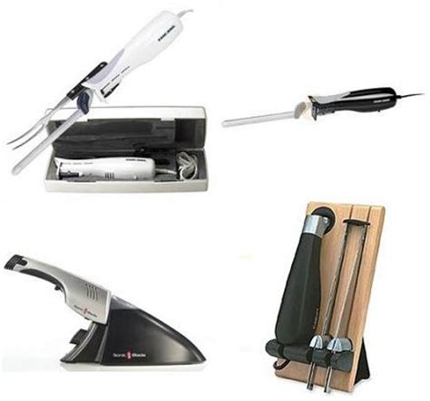 electric kitchen knives a collection of the most popular