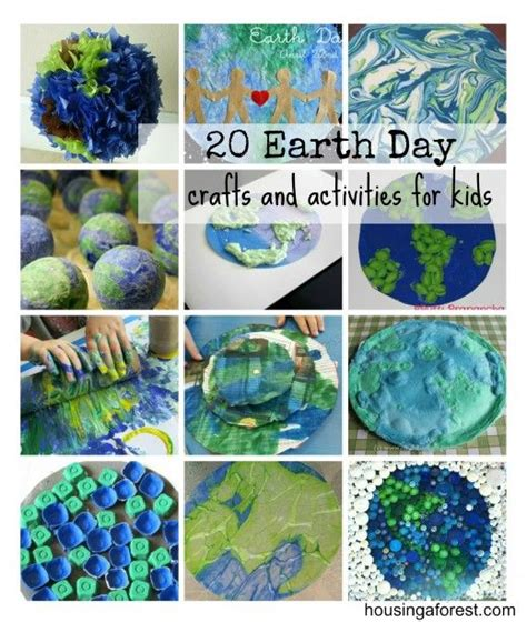 earth day craft ideas for 20 earth day crafts and activities for