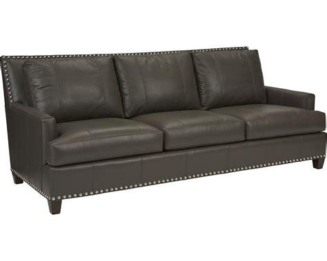 thomasville leather sofas beau sofa leather thomasville furniture
