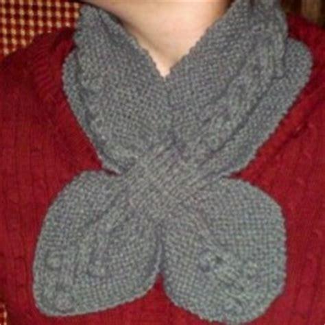 ascot scarf knitting pattern 26 free knit scarf patterns allfreeknitting