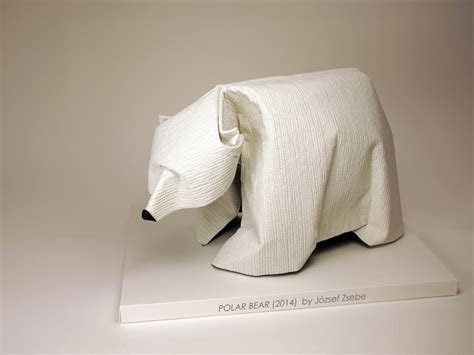 origami polar 20 awesome origami arctic animals